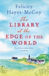 Library at edge of world